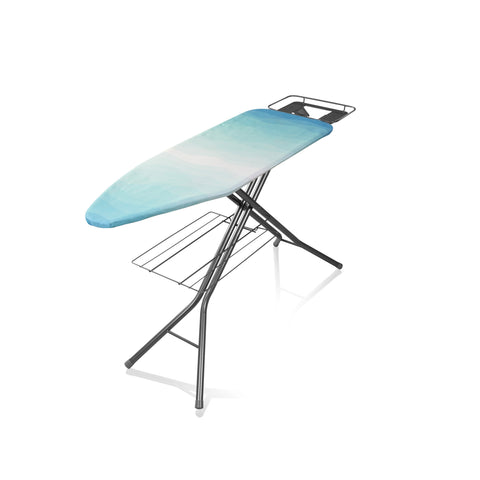 Swan Adjustable Ironing Board - Aqua