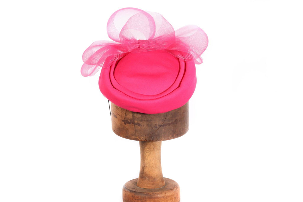 Additions London pink fascinator