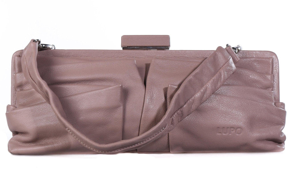 Lupo soft leather handbag