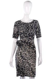 Talbots black and white dress BNWT RRP £129
