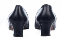 Rebeca Sanver Black Leather Shoes Size 36 (UK 3)