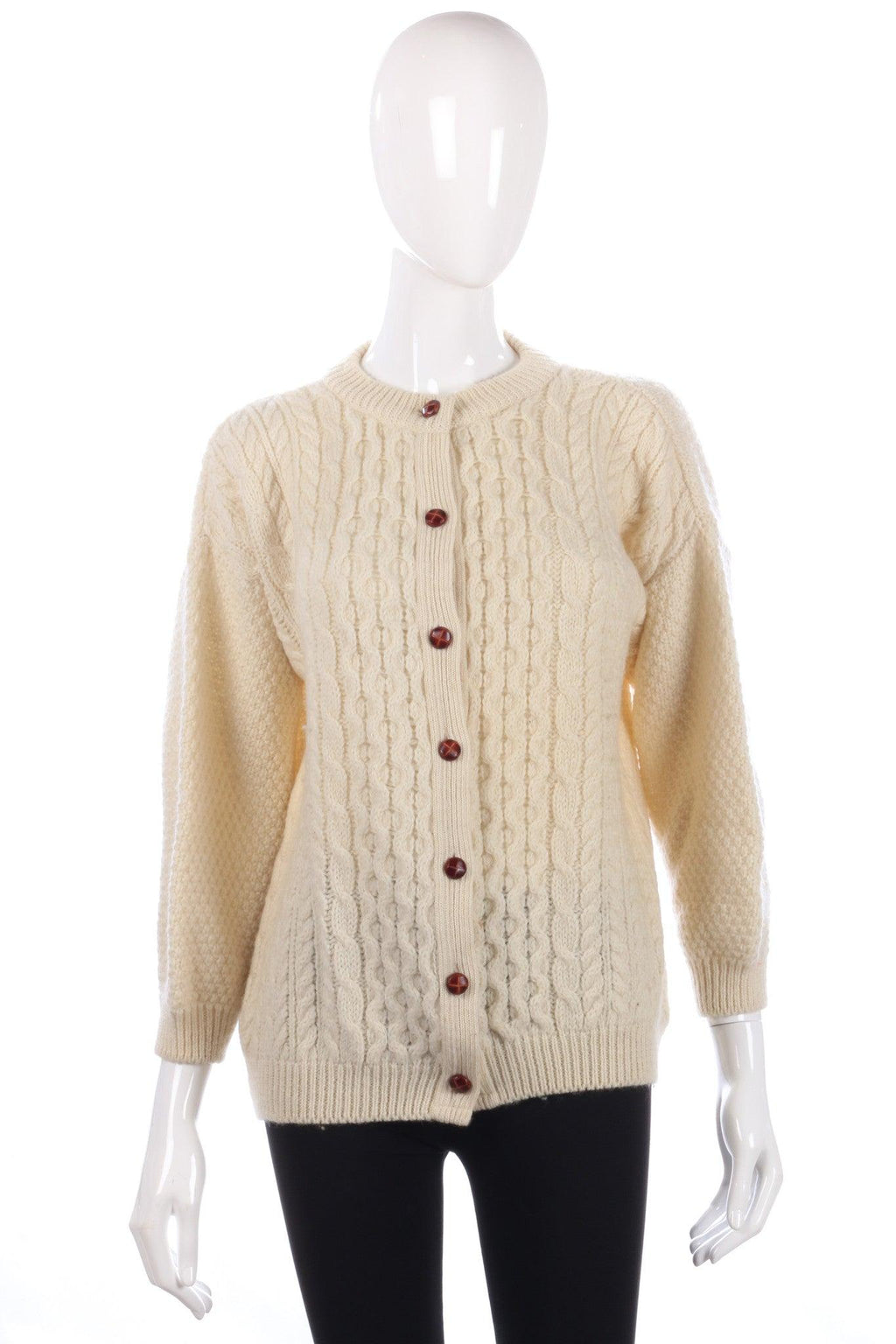Highland Home Industries knitted cardigan  size 14/16