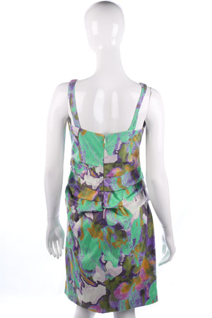 Suzi Chin for Maggy Boutique dress, size 10