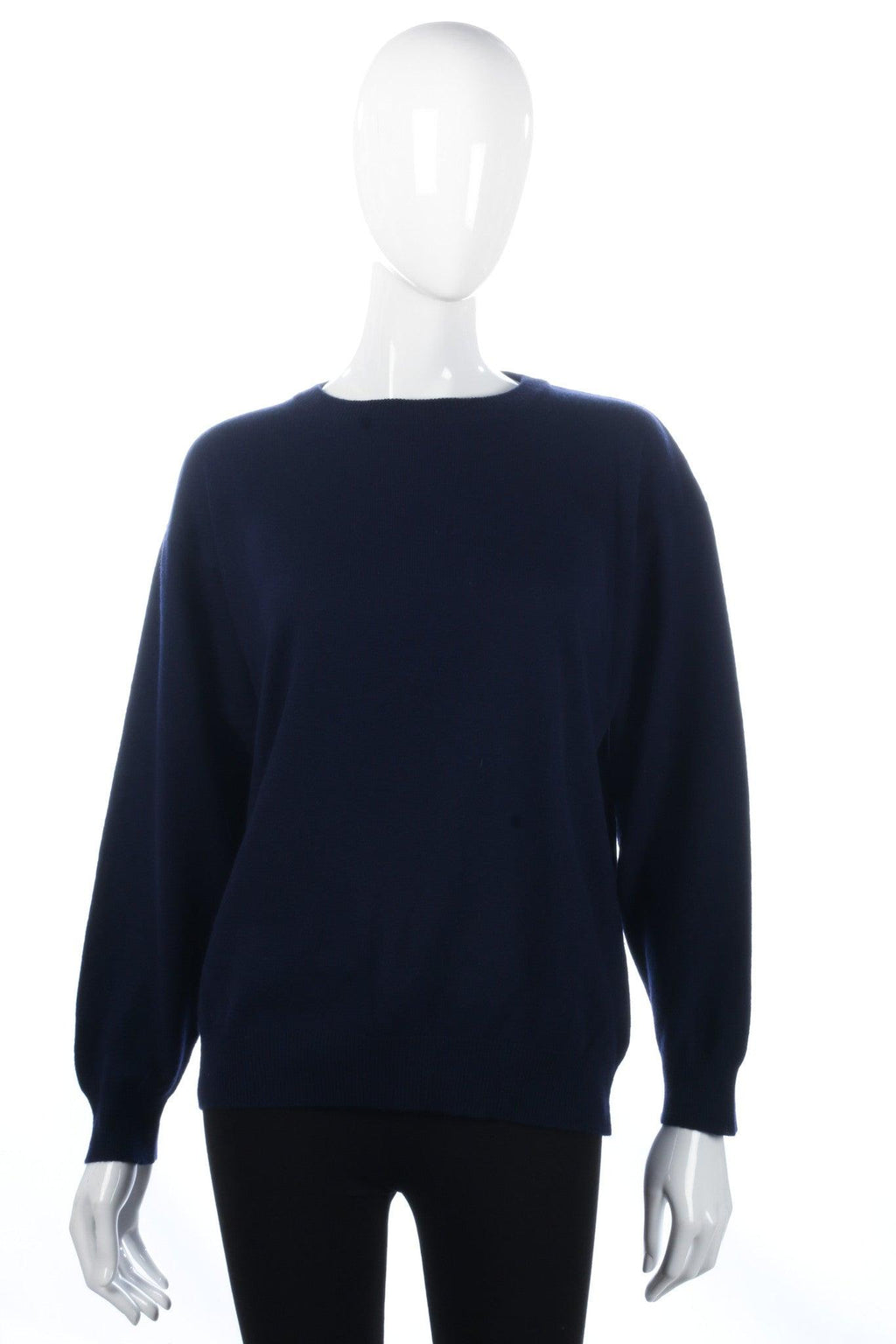 Compliments dark blue jumper size L