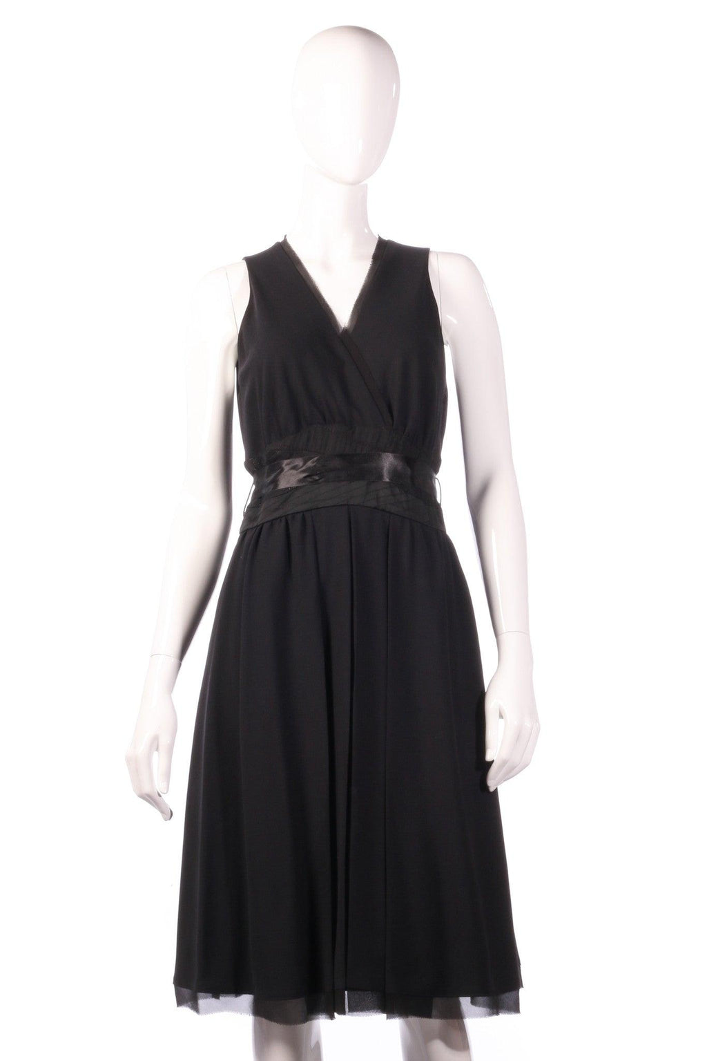 Dice Kayek black formal dress size 10