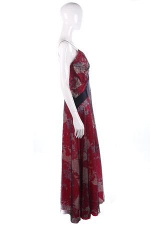 Christian Lacroix evening dress, size S