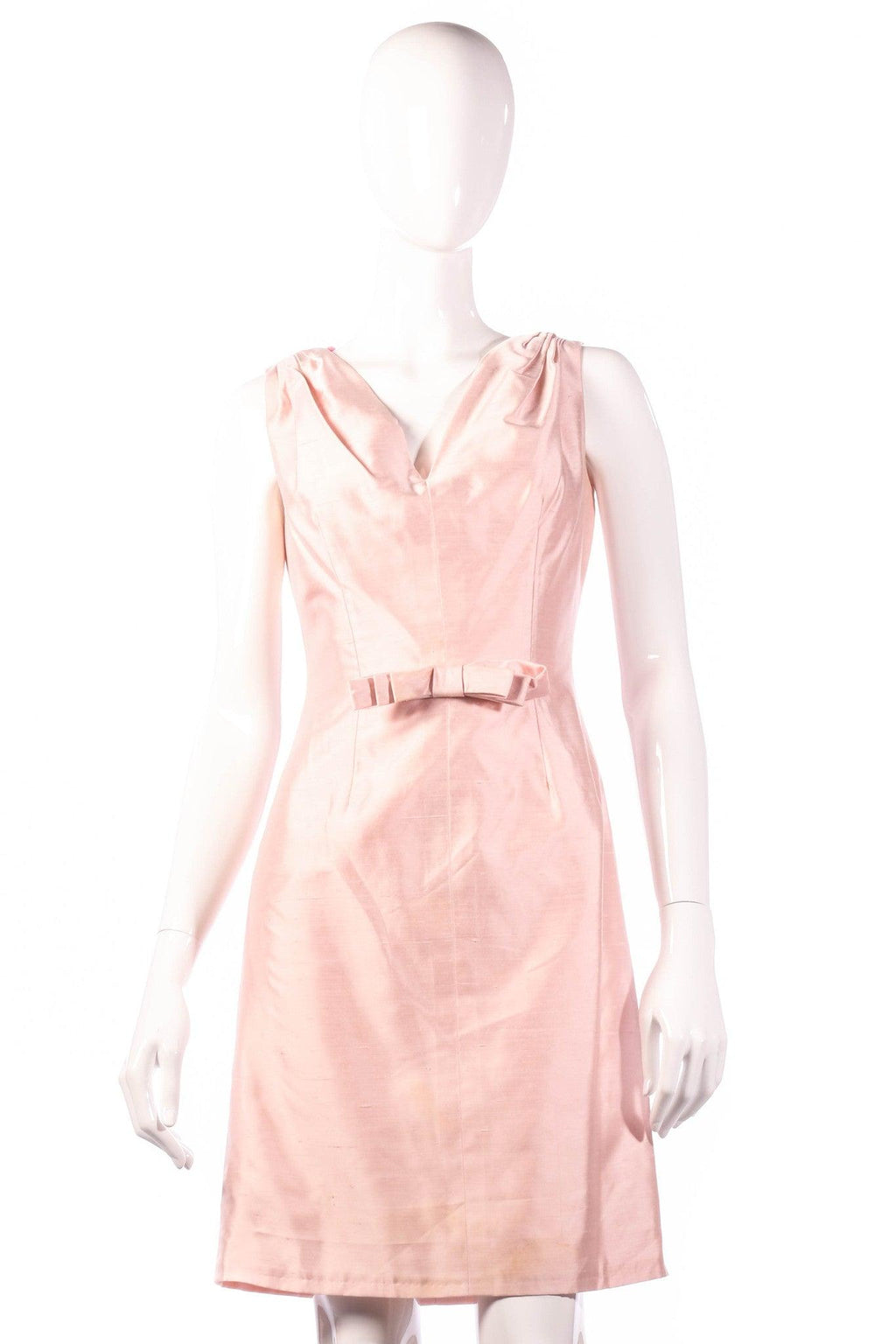 Light pink coktail dress