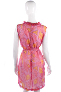 Fabulous 1960's dress size M