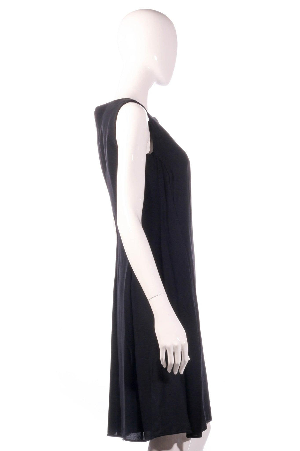 Gianni Versace couture short black dress