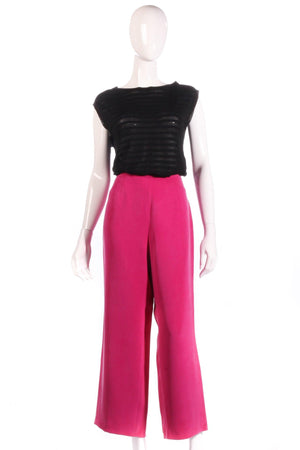 Austin Reed pink trousers size 10