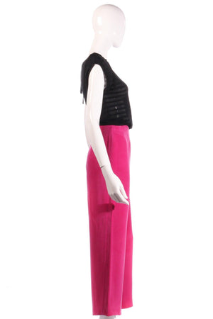 Austin Reed pink trousers size 10 side