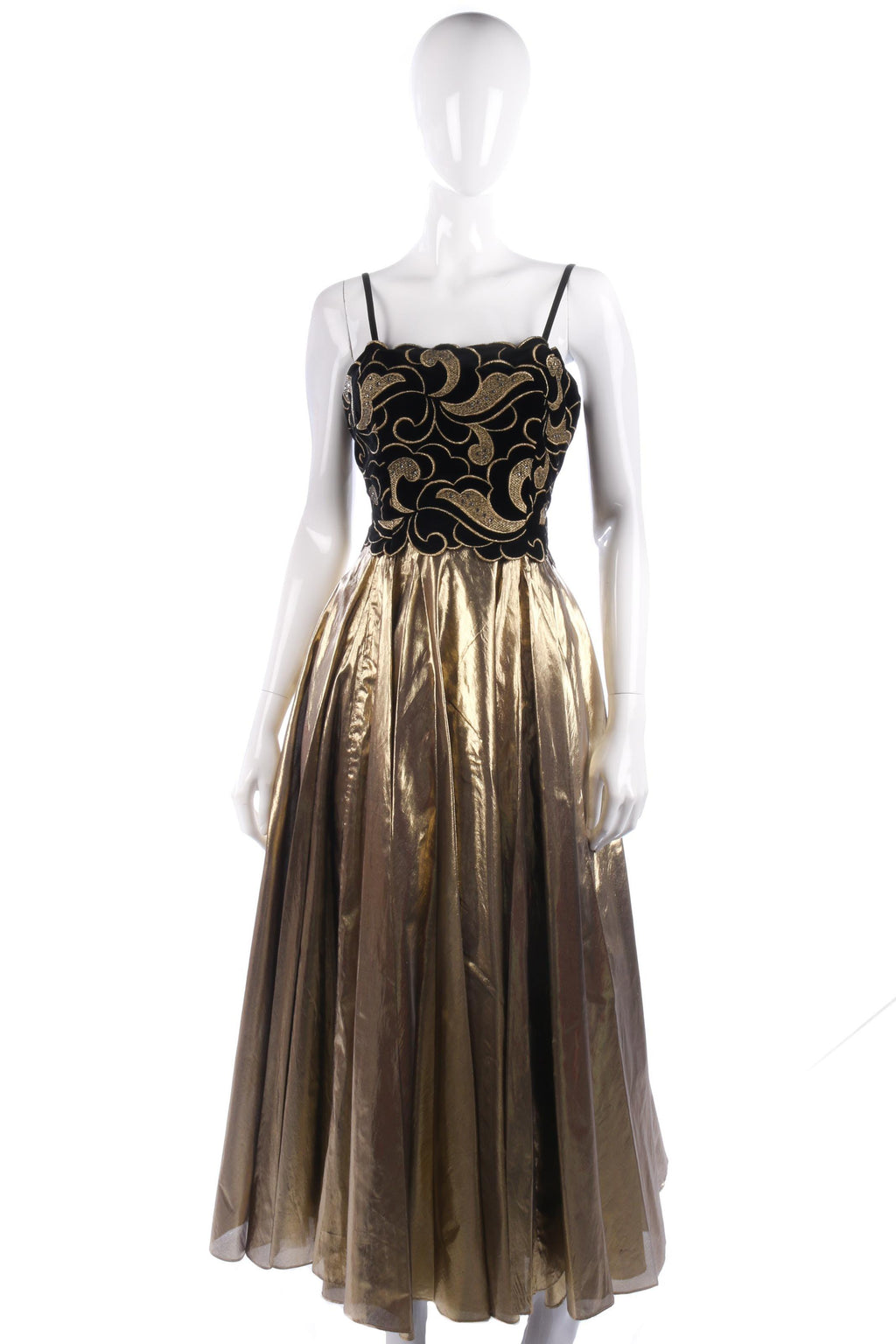 La Regina vintage ball gown. Superb size 12/14