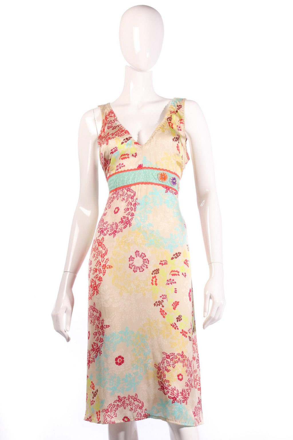 Avoca floral summer dress