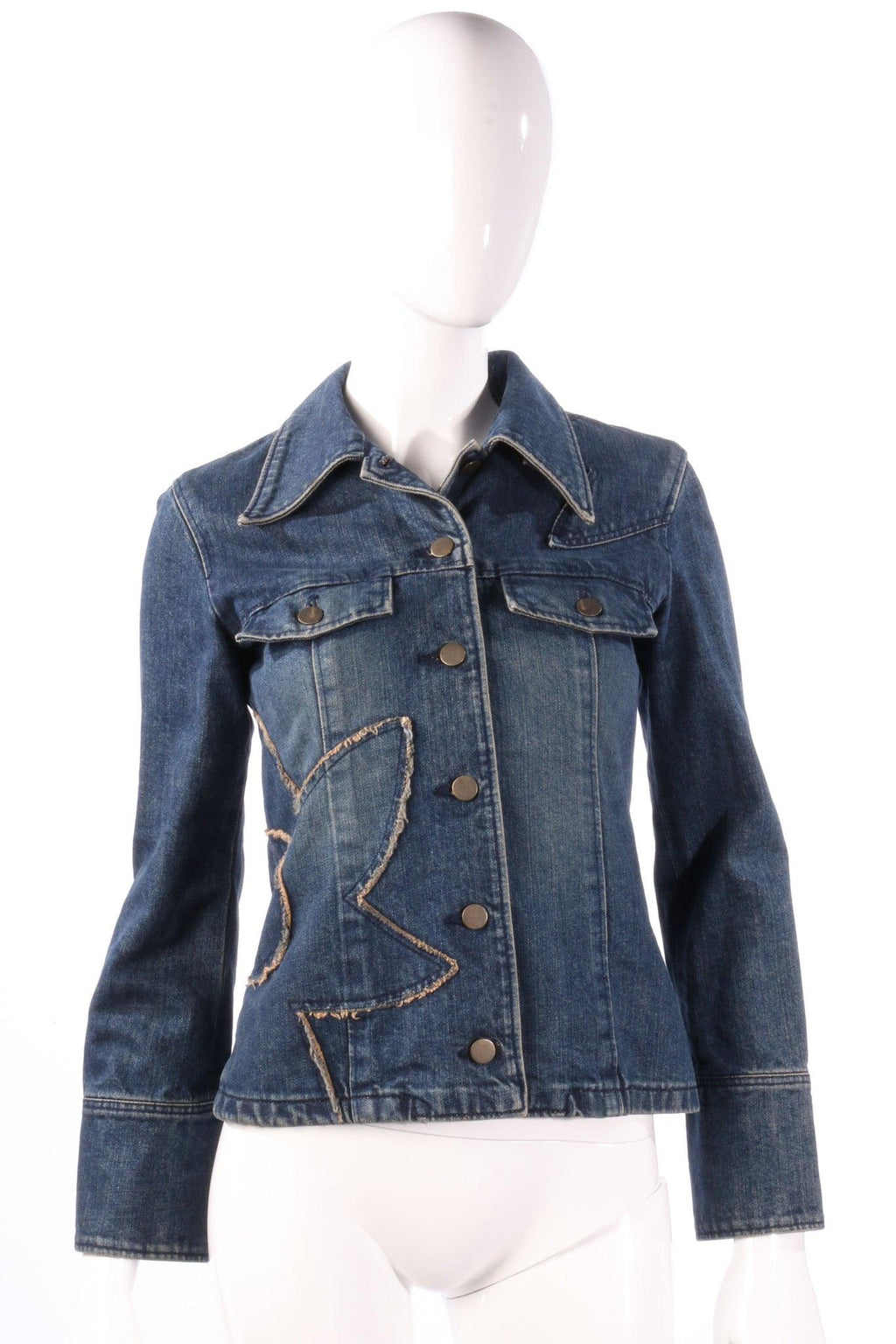 Parick Cox wanabe denim jacket