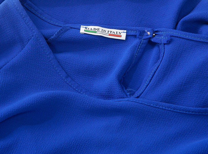 Made In Italy Summer Layer Blue Size M/L