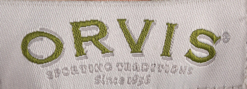 ORVIS apricot jacket with swirly pattern size 10/12 label