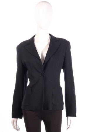 Marella black jacket