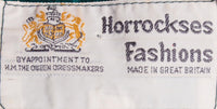Vintage collectable Harrockses dress size 12/14]