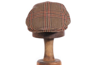 Inventory Collections Gift cards Tertiary navigation   Products / Add product Save product Cancel Title  Brown tweed flat cap