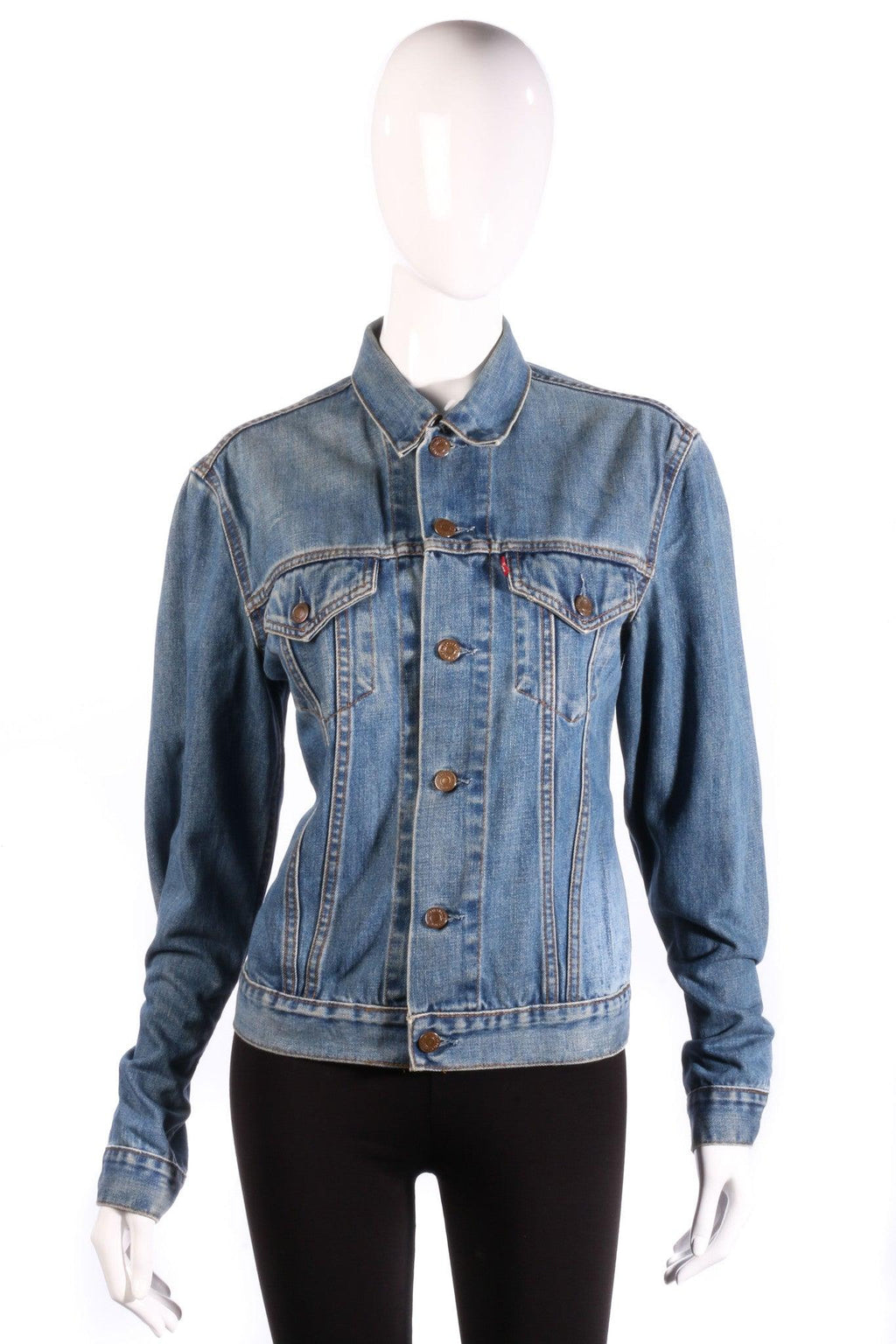 Levi's Trucker Denim Jacket Blue Size L