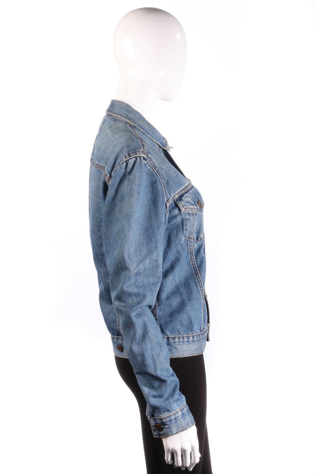 Levi denim jacket size M side
