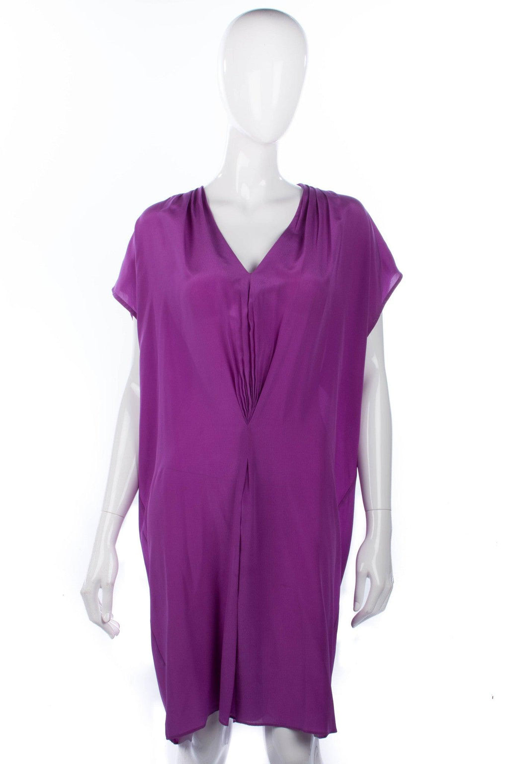 Birger Et Mikkelsen Woman silk dress size 14/16