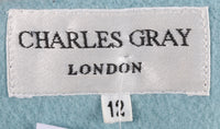 Charles Gray cashmere and wool mix jacket, size 12