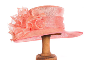 Emma B design pink hat