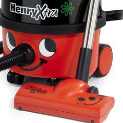 Henry Extra Vacuum Cleaner 240v Red - Homespares.co.uk