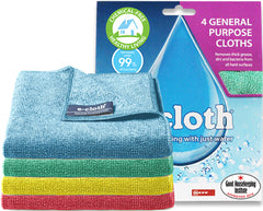 E-Cloth General Purpose Cleaning Cloths - Homespares.co.uk