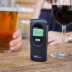 BACtrack Element Professional Breathalyzer on Table