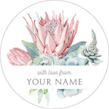 African Rose Gifting Stickers