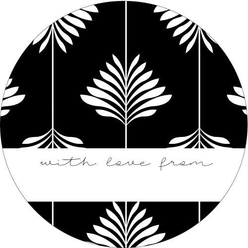 Deco Botanics Gifting Stickers