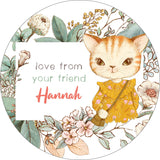 Enchanted Forest Gifting Stickers