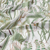 FABRIC BY THE METRE ~ Forest Fern