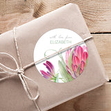 GIFTING STICKERS [pack of 24] ~ Protea