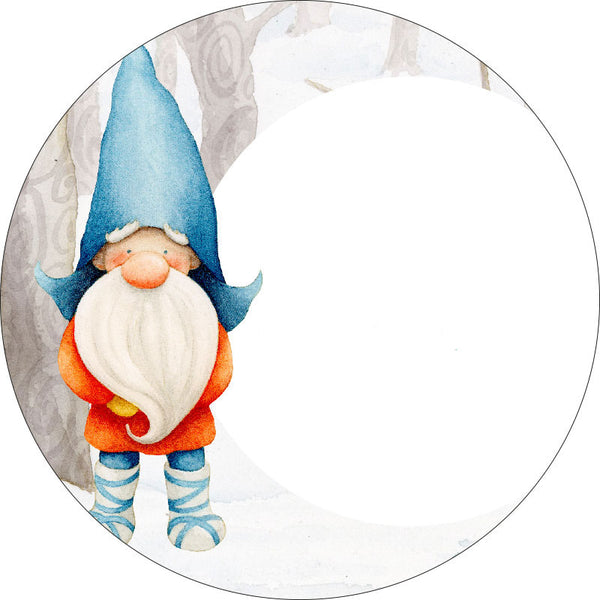 Tomte & Friends ~ Set of 6 Gifting Stickers