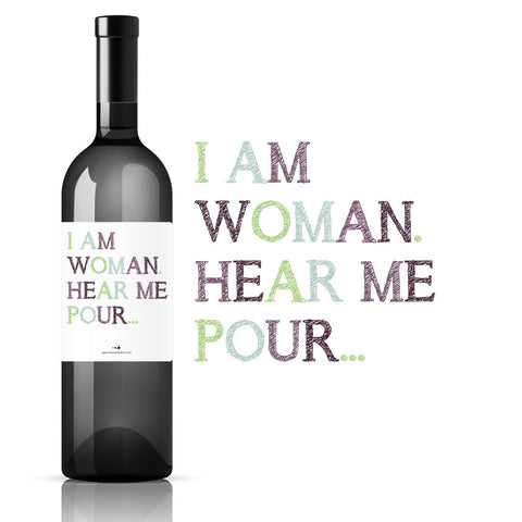 WINE LABELS ~ Girls Night Collection