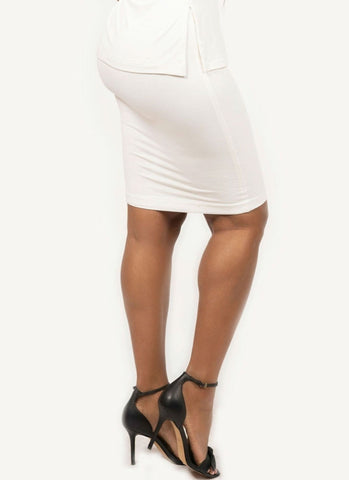 Brandy Pencil Skirt