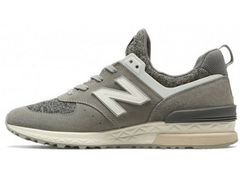 New Balance 574 Sport Pack - Grey/White