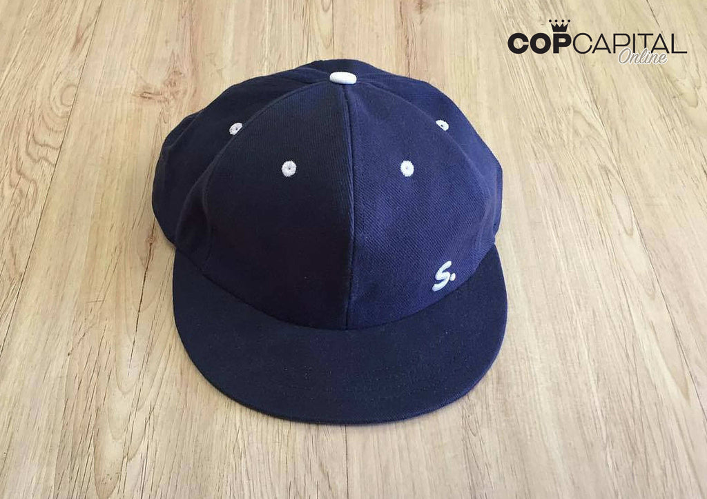Streeks 6 Panel Cap - Blue