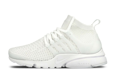 Nike Wmns Air Presto Flyknit Ultra - Triple White