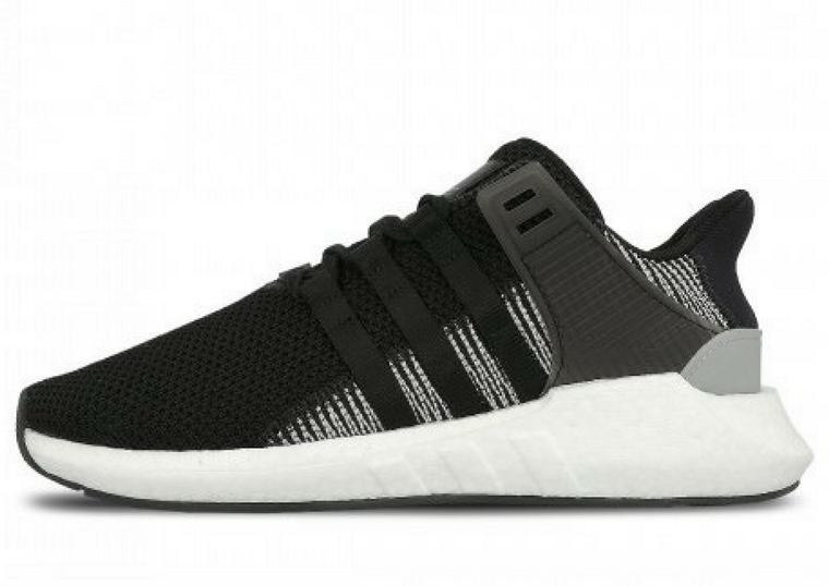Adidas EQT Support 93/17 BOOST - Black/White