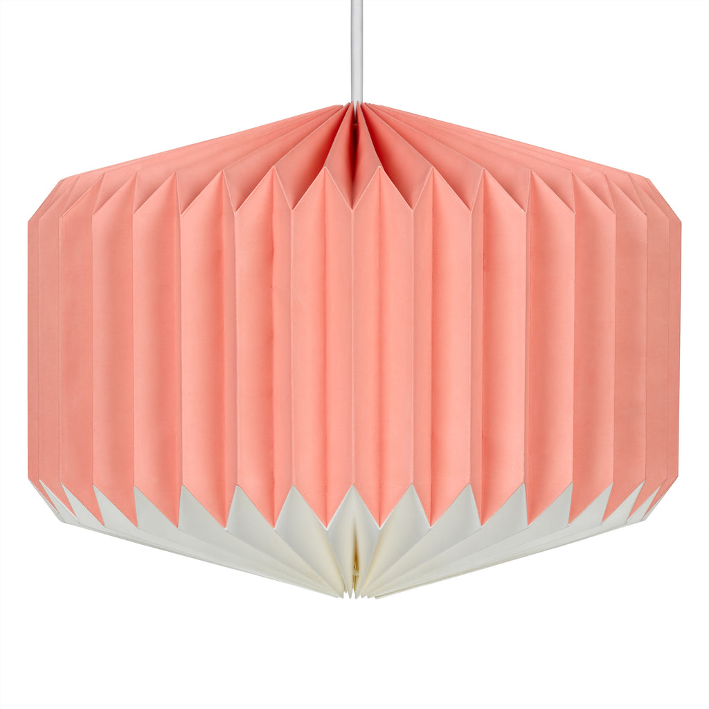 Pink Lampshade by Wildwood