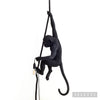 Monkey Rope Ceiling Lamp - Black