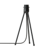 Black table lamp stand by Umage