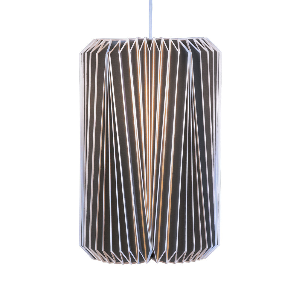 Cumulus Concrete Grey Lamp Shade