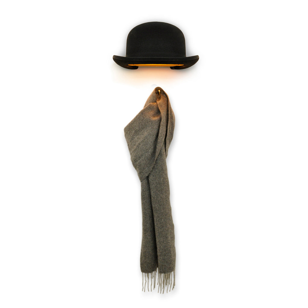 Jeeves Bowler Hat Wall Lamp Shade By Innermost Funky