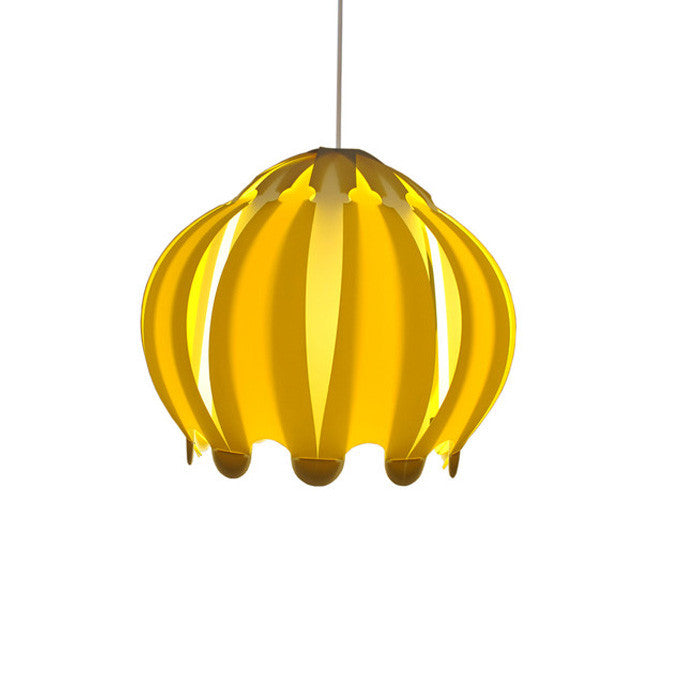 Allium Yellow Lamp Shade