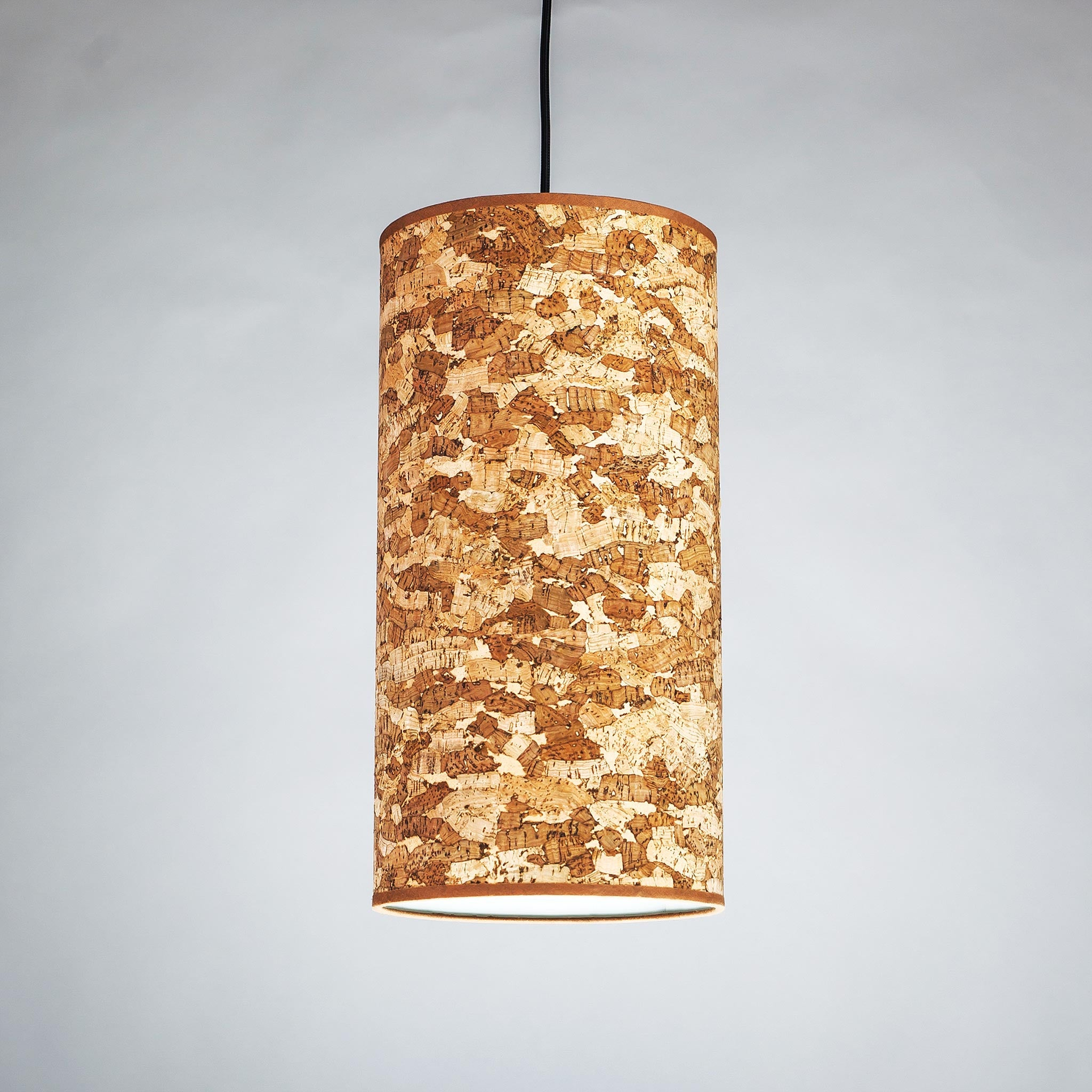 Cork natural lamp shade small by innermost funky lamp shades cork natural lamp shade small aloadofball Images